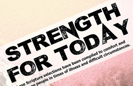 Strength for today (e-book)